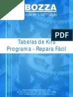 Bozza Tabela de Kits Programa Repara Fácil