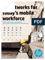 HP Mobile Workforce