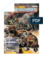 WHM0 Warhammer Monthly #0 Comic