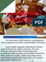 farmakologi obat jamur