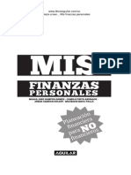 Primeras Paginas Mis Finanzas Personales