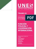 Programa Funcion y Cooperacion Int DIG