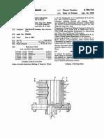 Patent US 4738713
