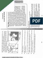 plate tectonics reading - regents review