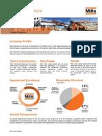 Fact Sheet 3Q14