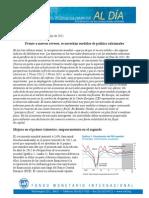 Perspectivas Economia Mundial Julio 2012