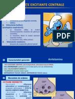 Excitante Centrale, Neuroleptice
