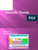 Chapter 2 - Periodic Trends