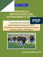 """""""La planificación semanal bajo la especifisidad del futbol.pdf"""