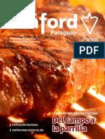 REVISTA BRAFORD - AÑO 1 - NÚMERO 1 - JULIO 2014 - PARAGUAY - PORTALGUARANI