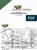 Gravity Falls - StoryBoard Test - Short06