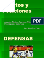 puestos-y-posiciones de futbol