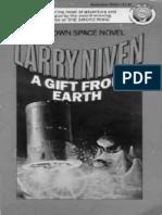 Un Presente de La Tierra - Larry Niven