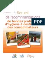 Guide Des Bonnes Pratiques Sanitaires