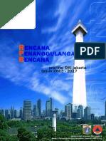 Rencana Penanggulangan Bencana DKI Jakarta