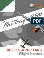 DCS-P-51D Flight Manual