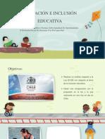 Educación e Inclusión Educativa