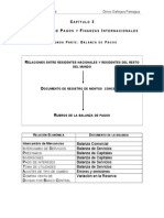 La Balanza de Pagos y Las Finanzas Internacionales