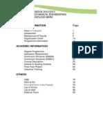 Student Handbook 2013