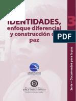 IDENTIDADES, enfoque diferencial y construcción de paz