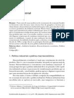 Política Industrial e Retomada Do Crescimento Anos 90_3