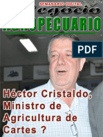 NEGOCIO AGROPECUARIO - N 10 - 06 05 13 - PARAGUAY - PORTALGUARANI