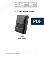 Meitrack t322 User Guide v1.3