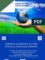 Service Learning ELT