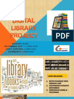 Digital Library Project