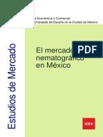 Arbaizar, El Mercado Cinematografico (y Consumidores) en Mexico