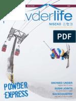 Powderlife Magazine Issue no.20