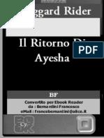 Il Ritorno Di Ayesha - Haggard Rider