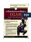 Menampik Pembenaran Islam (the Politically Incorrect Guide to Islam and the Crusades)