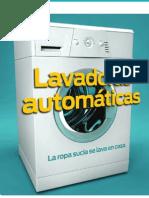 Estudio Lavadoras Automaticas PROFECO