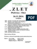 Izlet Plesivica - Okic