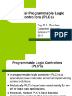 Lecture7 Industrial Programmable Logic Controllers Plcs