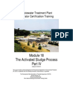 Wastewater Treatment Plant Operator Certification Training