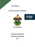 ALIRAN2 FILSAFAT PENDIDIKAN.PDF