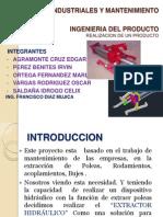 Equipos Industriales y Mantenimiento