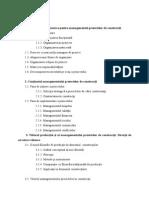 250 - Consideratii Teoretice Privind Managementul Proiectelor in Ramura Constructiilor