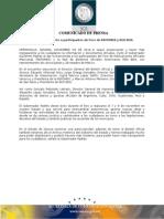 06-11-2014 Recibe Gobernador Padrés a participantes de Foro de REPOMEX y RED BOA.  B111432