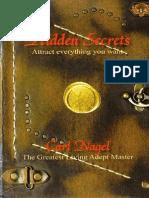 Carl Nagel - Hidden Secrets