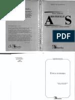 Etica Eudemia. Aristóteles. ed. Rafael Sartorio