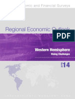 Regional Economic Outlook- Western Hemisphere (April 2014)