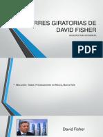 Torres Giratorias de David Fisher