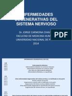 Enfermedades Degenerativas Del Sistema Nervioso 2014 MI