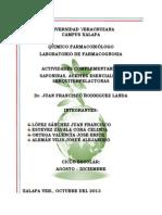 Actividades Complementarias Aceites Esenciales, Sequiterpelactonas