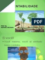 1- Sustentabilidade  ambiental