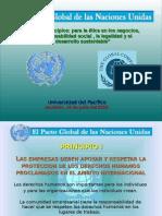 Pacto Global de las Naciones Unidas