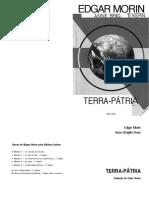 Edgar Morin • Terra-Pátria